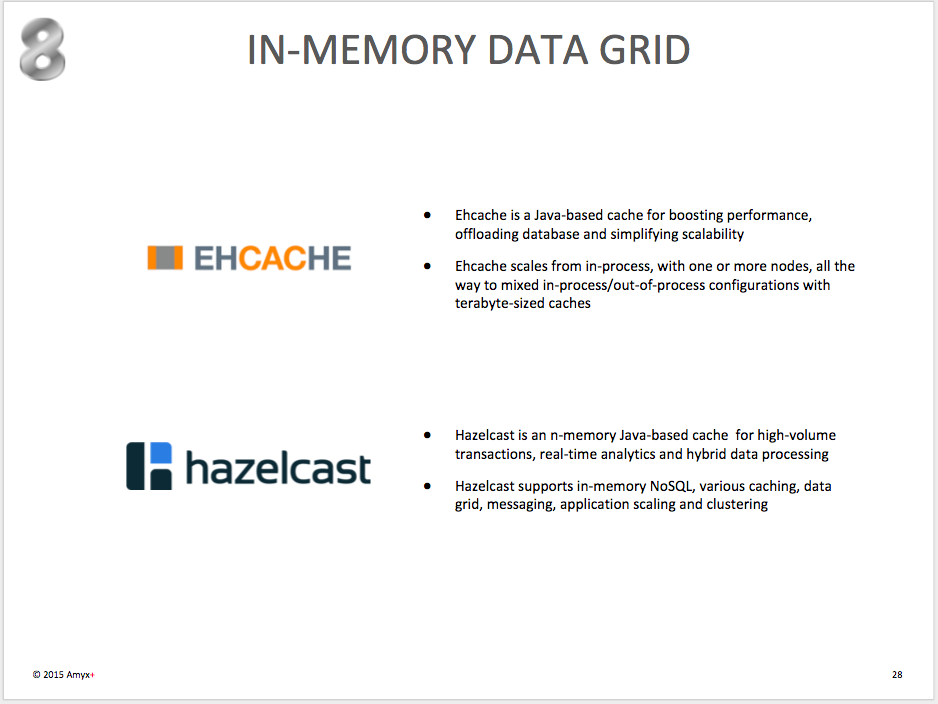 In Memory Data Grid