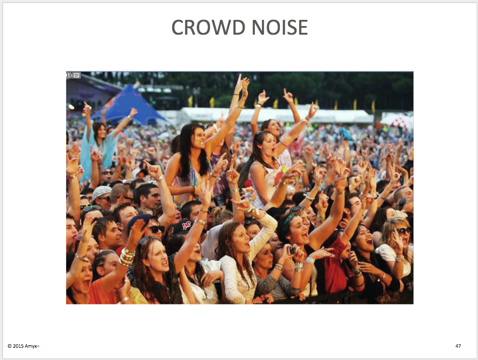 Crowd Noise