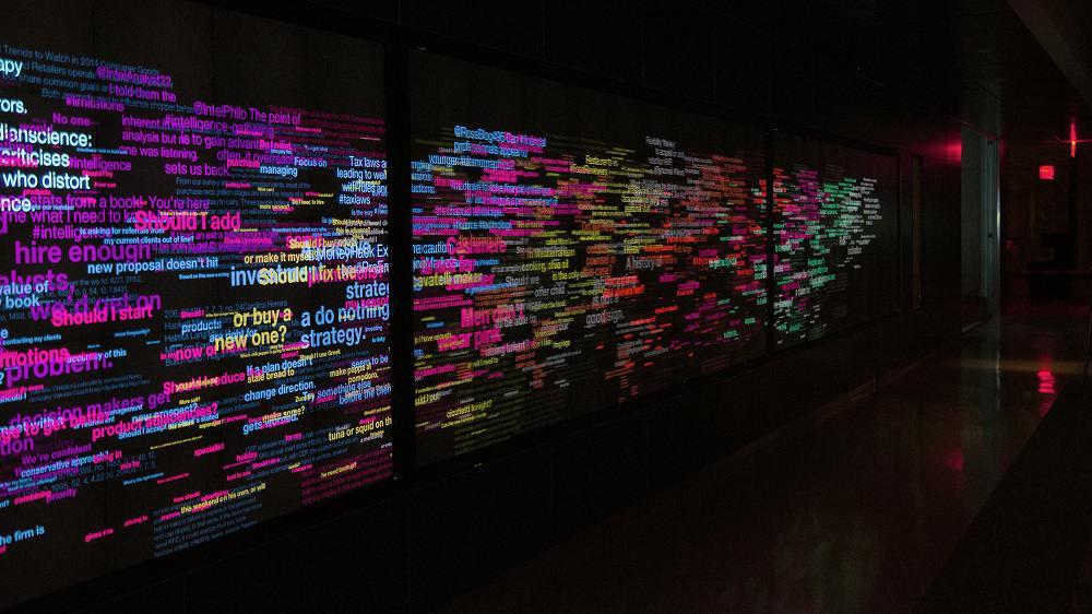 IBM Watson Wall