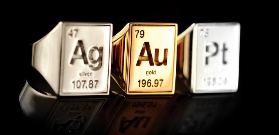 Precious Metal Elements