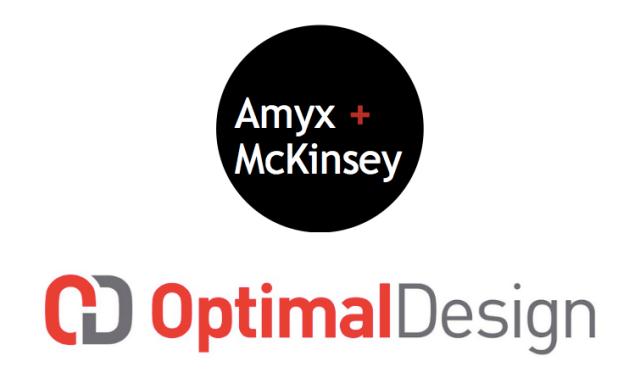 Amyx McKinsey and Optimal Design