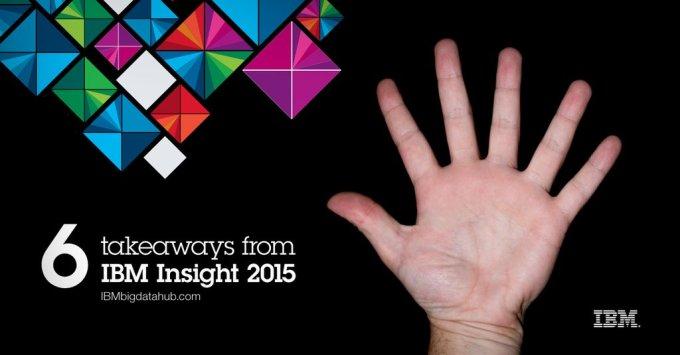 Scott Amyx, Amyx McKinsey 6 Takeways from IBM Insight