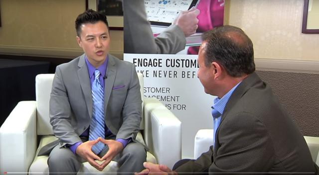 Scott Amyx Interview at CRM Evolution 2015