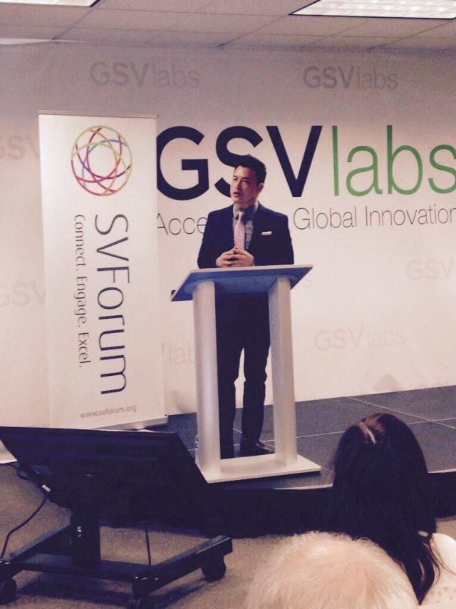 Scott Amyx Speaking at SVForum