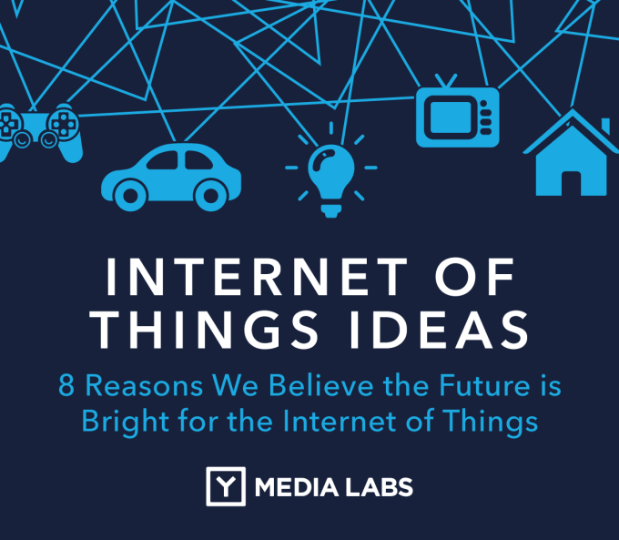 IoT Ideas That Will Soon Revolutionize Our World in 8 Ways