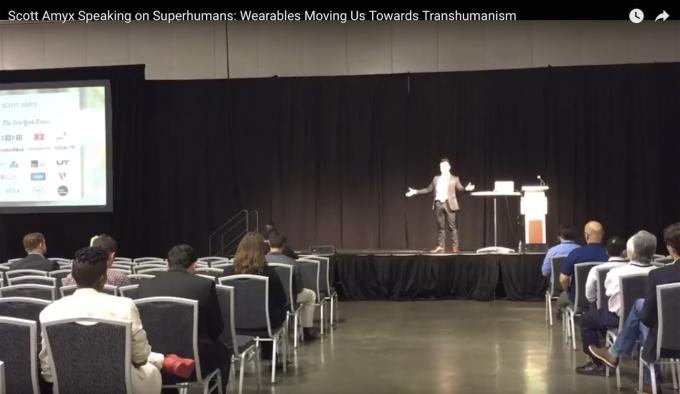 Superhumans: Technology Moving Us TowardsTranshumanism