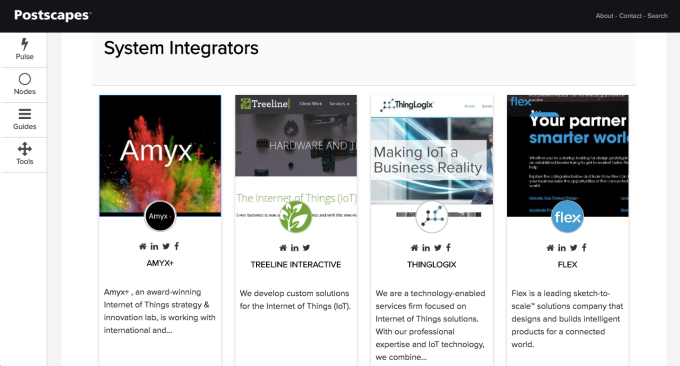 Amyx_Top IoT Company_Postscapes