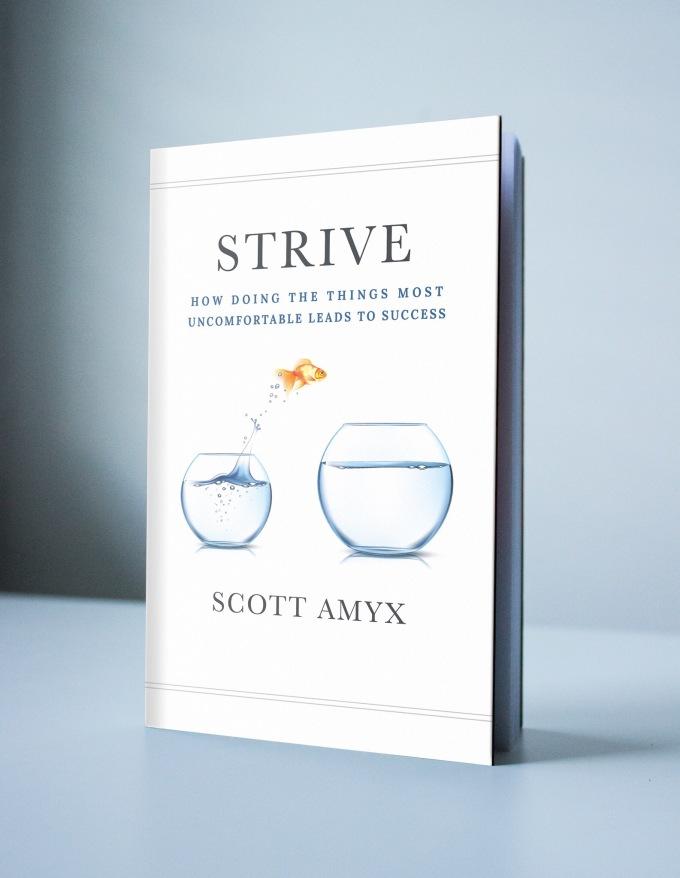 Strive book by Scott Amyx 1