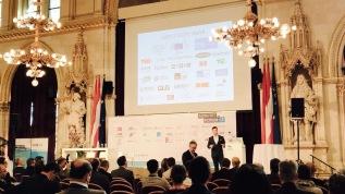 Scott Amyx Keynoting on Quantum Computing for IoT at M2M/IoT Forum inVienna