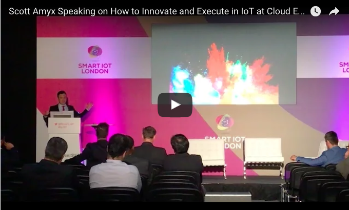 How to Innovate and Execute in IoT